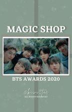 THE BTS MAGIC SHOP AWARDS  by kiwi_tae