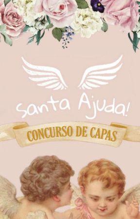 Santa Ajuda!   Concurso de Capas   - ABERTO! by AnnaNeves605