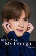 Officially My Omega || Jinkook || by yoonjinkook