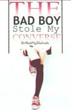 The Bad Boy Stole My Converse by dreamywinchester