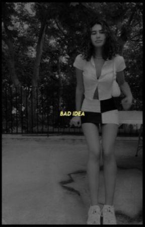 BAD IDEA ── JORDAN HUXHOLD. by RICHDIOR