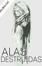 Alas destruidas. by Cyber_Satan