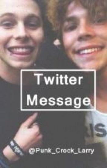 Twitter Message → Lashton/OT4