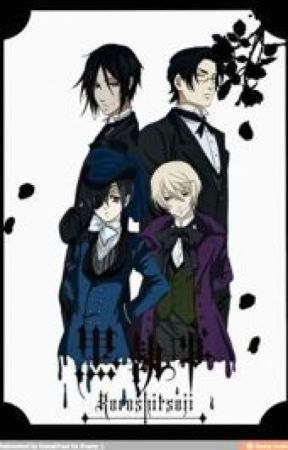Ask The Black Butler Characters