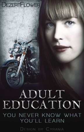 Adult Education by DezertFlower