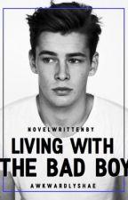 Living With The Bad Boy | ✓ by AwkwardlyShae_