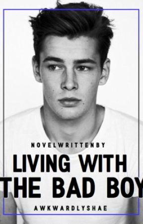 Living With The Bad Boy   ✓ by AwkwardlyShae_