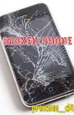 Broken Phone by princess_cla