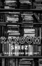 RAND¤M SHIZ™ by _stardusting_bts_