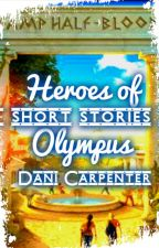 Heroes of Olympus Short Stories & Imagines by DaniTheAuthor