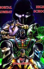 Mortal Kombat High Skool by ErmacReks