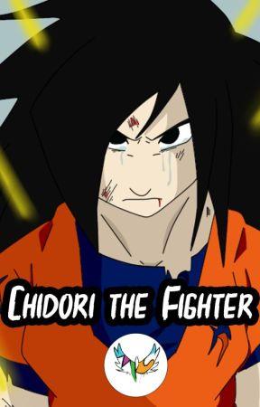 Chidori the Fighter by graphic-hawk