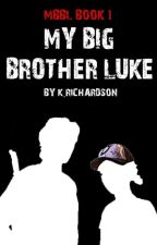 My big brother Luke (The Walking Dead Game) *UNDER MAINTENANCE* by DepressedCarrot