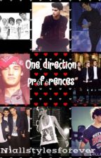 Préférences one direction by niallstylesforever