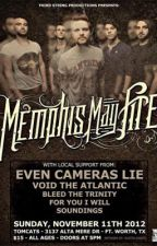 Lyrics: Memphis May Fire by lovemetanearlydeath
