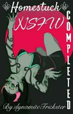 Homestuck NSFW by dynamiteTrickster