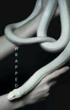 Wrapped (Aizawa X OC) Mha by coletheflower