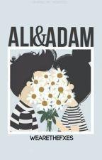 Ali & Adam by wearethefxes
