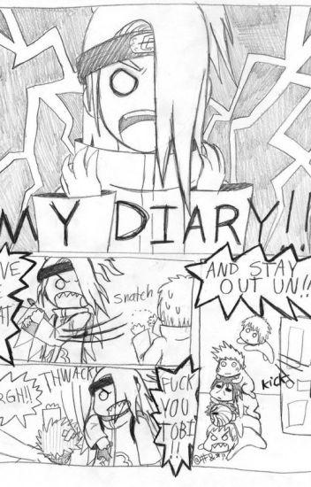 Deidara's Diary