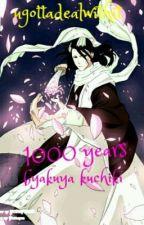 1000 Years: Byakuya Kuchiki by ugottadealwithit