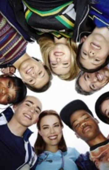 The girl who didn't speak; a Red Band Society fanfiction