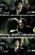 Funny harry potter jokes by Ninja2000