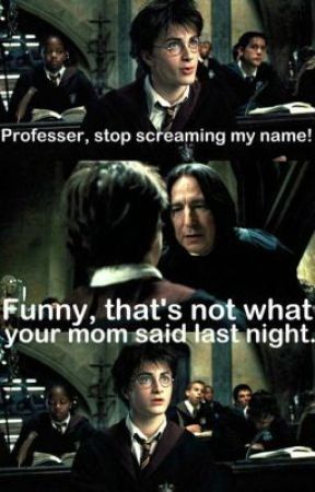 Funny Harry Potter Jokes