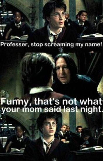 Funny harry potter jokes
