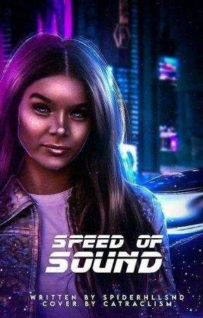 ━━━ Speed of Sound ⋮ ❛speed racer❜ by spiderhllsnd