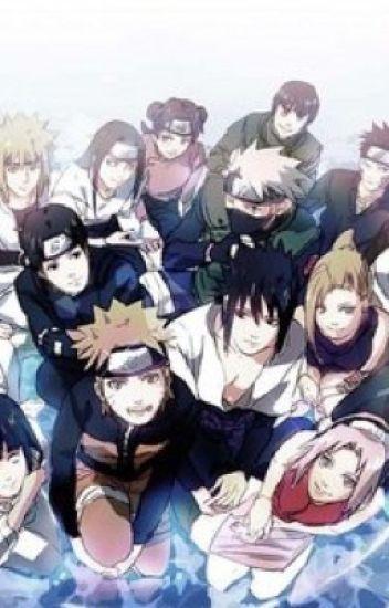 Naruto shippuden characters x reader