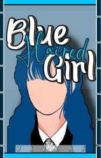 Blue Haired Girl by Wiyenn
