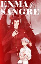 Enma y Sangre , el ángel de la oscuridad. by SankButterfly