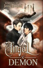 Angel X Demon by jennytaegguk