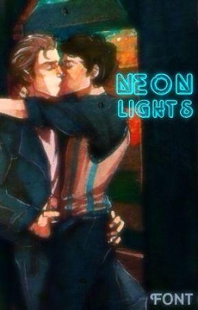 Neon Lights by Garnent