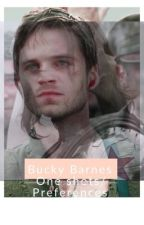 Bucky Barnes One Shots/Preferences  by MrsSx3