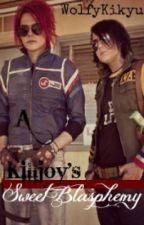 A Killjoy's Sweet Blasphemy (Ferard/Killjoy) by wolfykikyu