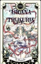 ARCANA TREASURES by cyantear