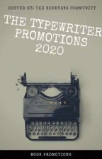 The Typewriter Promotions 2020 by nerdy-community