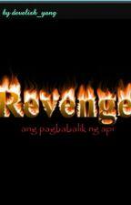 Revenge by develish_yang