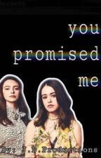 you promised me (hosie au) by _JDProductions_