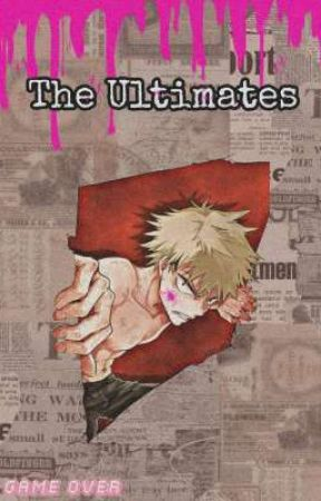THE ULTIMATES • BNHA by carolxdanvers