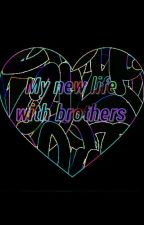 My new life with brothers || slow update by _mini_16