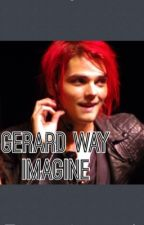 Gerard Way imagine by FobMcrPatd