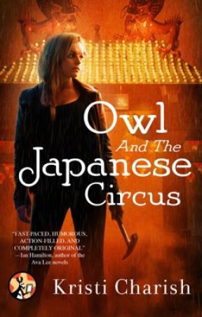 Owl and the Japanese Circus by KristiCharish