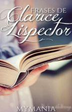Frases da Clarice Lispector by Mymania