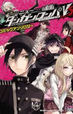 New Danganronpa V3 Comic Anthology!! by Nothing_Special3