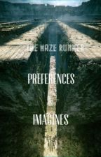 The Maze Runner Preferences by quarrygays