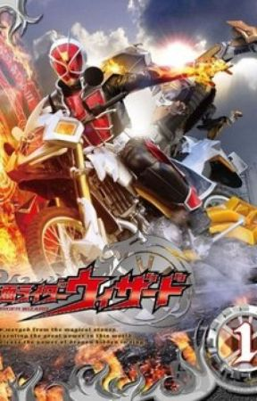 Kamen rider Wizard x Mahouka Koukou no Rettousei The New Hope by Doctmar123