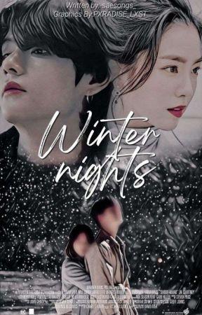 Winter Nights 사랑 해요 ━━ K.TH M.YG by -BLASTAR
