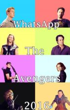 WhatsApp -The avengers- |Corrigiendo| by Jazyki